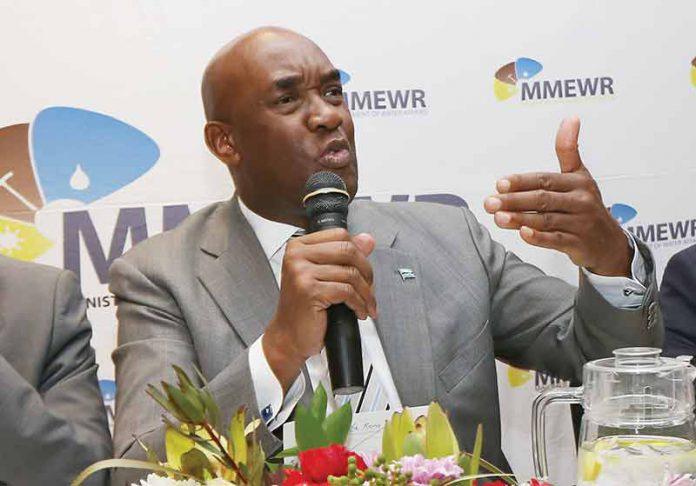 Botswana Minning