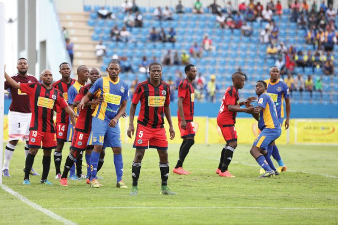 TOWNSHIP ROLLERS-Vs-CENTRE CHIEFS