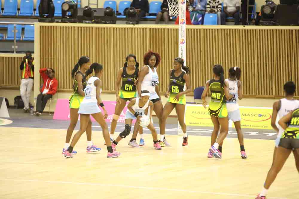 NETBALL WORLD YOUTH CUP