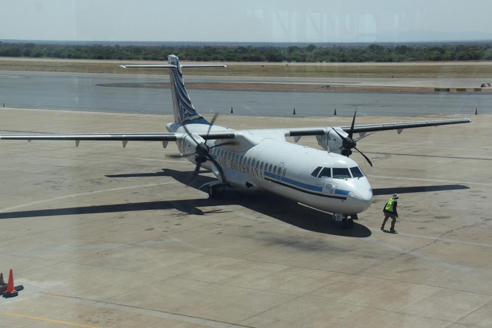 New Air Botswana