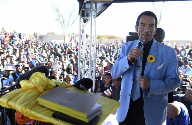 This is how Khama would have returned to power even when he wasn't contesting