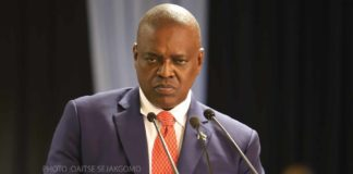 "Masisi creates his own ""deep state""?"