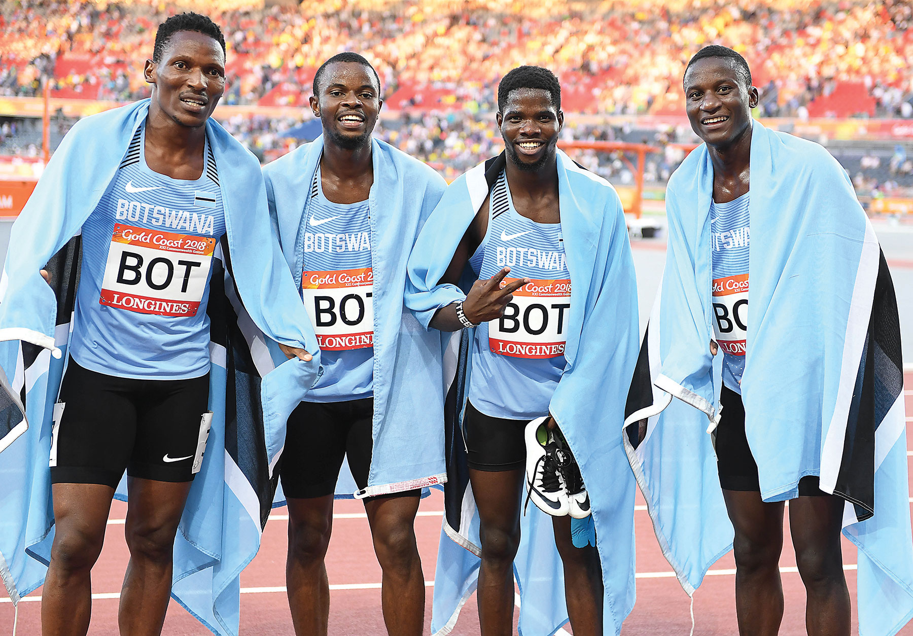 A Race Against Time for Botswana to Tokyo Olympics   Sunday Standard